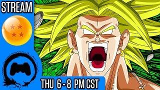 getlinkyoutube.com-BROLY RELEASE LIVESTREAM | Dragon Ball: Raging Blast 2 - TFS Plays
