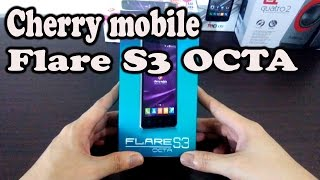 getlinkyoutube.com-Cherry Mobile Flare S3 Octa Unboxing and First Impression - Pinoytube