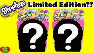 getlinkyoutube.com-Shopkins Season 3 8 Packs Limited Edition Hunt