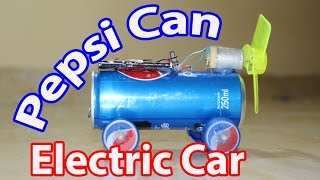 getlinkyoutube.com-How to make a Car | from Pepsi Can | Very Simple Tutorials