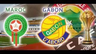 getlinkyoutube.com-بث مباشر : المغرب – الغابون 08-10-2016 / Live : Maroc vs Gabon