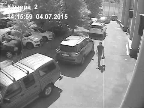 Леонид Голованов: ищем черную Audi A8 с битой левой фарой
