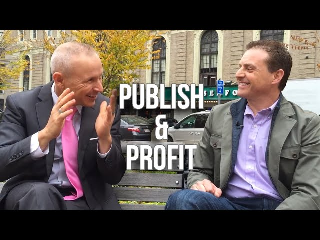 GQ 201: Publish & Profit – How To Easily Write A Book & Make A Ton Of Money From It