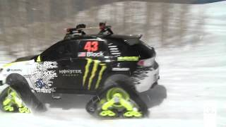 getlinkyoutube.com-DC SHOES: KEN BLOCK'S TRAX STI CAR