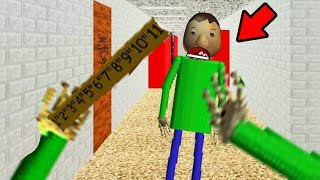 PLAY AS BALDI! | Baldis Basics in Education and Learning (NEW)