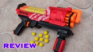 getlinkyoutube.com-[REVIEW] Nerf Rival Artemis XVII-3000 Unboxing, Review, and Firing Test
