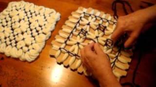 getlinkyoutube.com-Butterfly Loom Magic Board Pattern 3.AVI