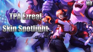 getlinkyoutube.com-TPA Ezreal Skin Spotlight