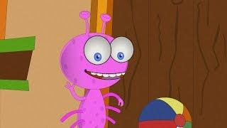 getlinkyoutube.com-Incy Wincy Spider - Popular Nursery Rhymes Collection I Fun Children Videos