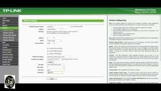 getlinkyoutube.com-طريقة ربط راوترين لغرض تقوية اشارة الواير ليس  الى ابعد حد ممكن عن طريق خاصية WDS