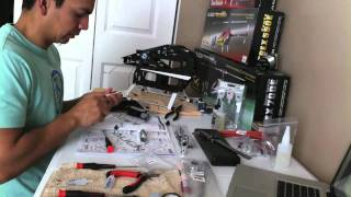 getlinkyoutube.com-trex 700e 3G time lapse build
