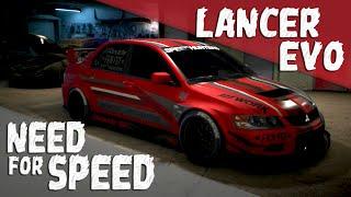 getlinkyoutube.com-Need for Speed 2015 [PS4] Mitsubishi Lancer Evo Customization
