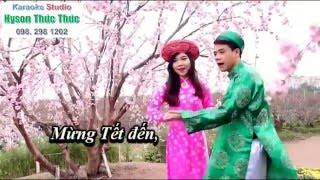 getlinkyoutube.com-Ngày Xuân Long Phụng Sum Vầy [Karaoke HD] by Hyson