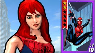 Spider-Man Unlimited: Unlock Mary Jane ( Spider Island )