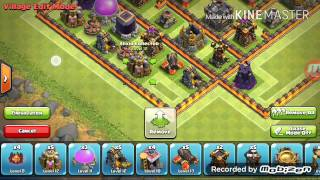 getlinkyoutube.com-Clash of Clans TH10 Throphy/War Base 275 Walls (NEW)UPDATE