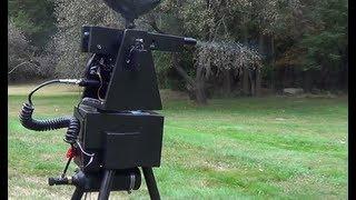 getlinkyoutube.com-Gladiator II Paintball Sentry Gun
