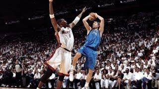 getlinkyoutube.com-Dirk Nowitzki - 2011 Finals MVP Full Highlights vs Heat (720p HD)