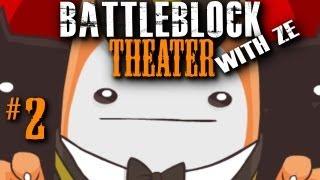 Cute Kittehs - Battleblock Theater w/ Kootra & Ze Ep. 2