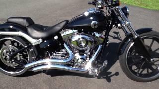 getlinkyoutube.com-2013 Harley Davidson Softail Breakout