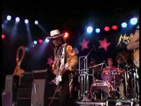 Stevie Ray Vaughan - Live At Montreux 【Complete version】
