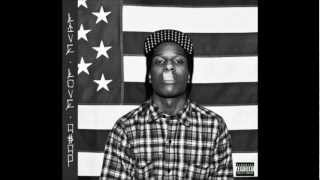 A$AP Rocky - 1Train (ft. Kendrick Lamar, Joey Bada$$, Yelawolf, Danny Brown, Action Bronson & Big K.R.I.T.)