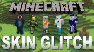 getlinkyoutube.com-Minecraft (Xbox 360): Unlock Locked Skins Glitch