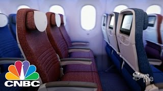 How To Reserve The Best Airline Seats | $ave Me | CNBC
