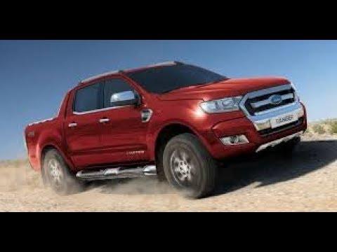 Nueva Ford Ranger Limited 4x4 At Diesel 3.2 Litros 'Vista Rapida»