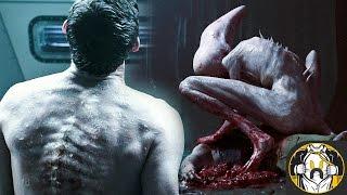 getlinkyoutube.com-Alien Covenant NEW Xenomorph Revealed & Plot Details