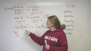 4 Common Mistakes, English Pronounciation Video Lesson, engvid