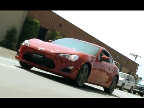 Jay Leno's Garage: 2013 Scion FR-S