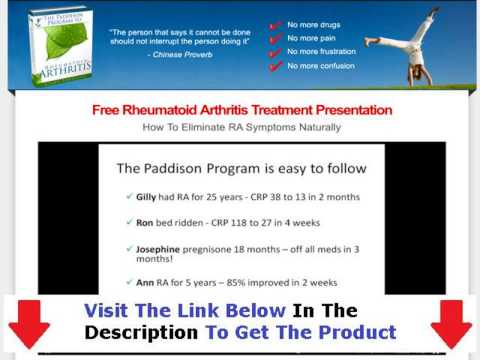 Rheumatoid Arthritis Treatment Natural + Junior Rheumatoid Arthritis Treatment