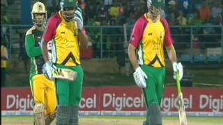 Highlights Final Match - Jamaica Tallawahs vs Guyana Amazon Warriors
