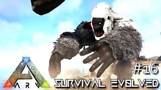getlinkyoutube.com-ARK: SURVIVAL EVOLVED - NEW MEGAPITHECUS BOSS TAMING !!! E16 (MODDED ARK ANNUNAKI EXTINCTION CORE)
