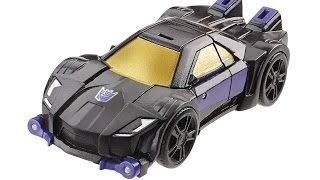 getlinkyoutube.com-Transformers Combiner Wars Blackjack - Legends Class