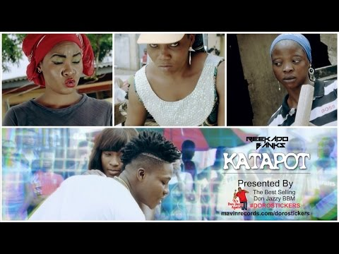 Reekado Banks | Katapot (Video) @ReekadoBanks