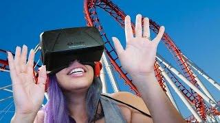 getlinkyoutube.com-A VIRTUAL RIDE! Oculus Rift No Limit 2