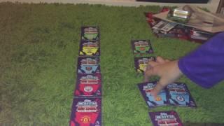 getlinkyoutube.com-Match Attax Pack Opening Richard v Jack 5-A-Side Battle with 2 Multi-Packs Opened