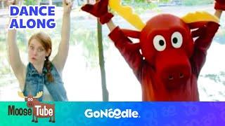 The Llama Song - MooseTube | GoNoodle width=