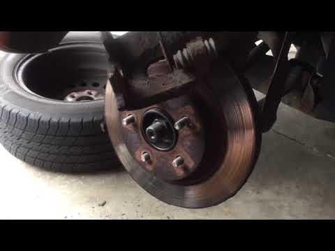 Где находятся у Dodge Интрепид задние тормозные диски