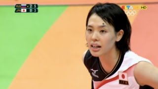 getlinkyoutube.com-迫田さおり Saori Sakoda Highlight in 2016 Rio Olympic Women's Volleyball