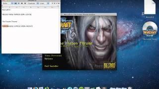getlinkyoutube.com-Warcraft 3 español mac leopard