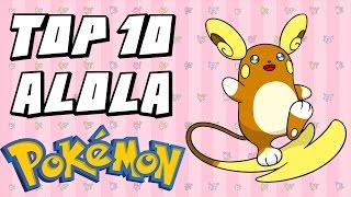 getlinkyoutube.com-Top 10 Favourite Sun & Moon/Generation 7 Pokemon
