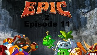 getlinkyoutube.com-Angry Birds Epic 2 Plush Adventures Episode 11: Knight of Light