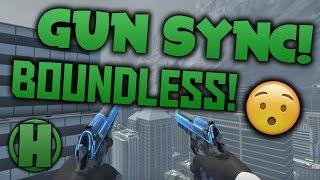 getlinkyoutube.com-CS GO Gun Sync: Aero Chord - Boundless