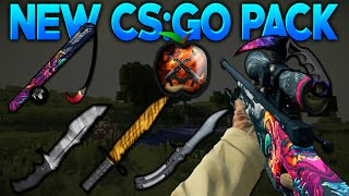 getlinkyoutube.com-Minecraft NEW CS:GO TEXTURE PACK! - Counter-Strike Global Offensive (PVP/UHC/Factions Resource Pack)