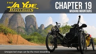 getlinkyoutube.com-Wuhan Mountains | JaYoe Travelogue | Chapter 19