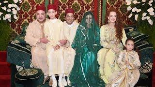 getlinkyoutube.com-زفاف الملكي الأمير مولاي رشيد