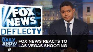 Fox News Has a Hard Time Processing the Las Vegas Shooting: The Daily Show