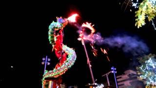 getlinkyoutube.com-มังกรทองพ่นไฟ เชิดมังกร